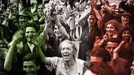 Il 25 aprile festeggiamo la liberazione dell'Italia dal regime fascista