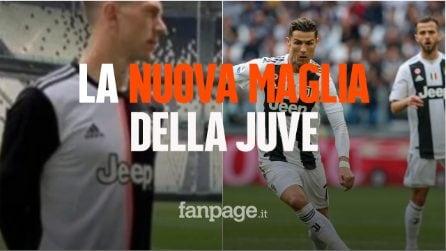 Juventus, due sole bande: la nuova maglia 2019-2020 divide i tifosi