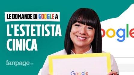 L'Estetista Cinica, cellulite, pulizia viso, blog: Cristina Fogazzi risponde alle domande di Google
