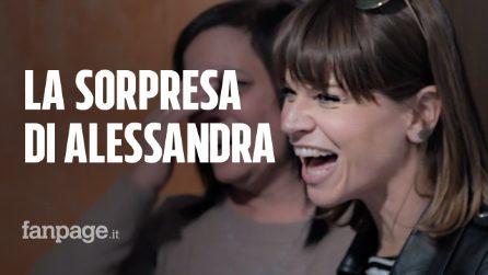 La sorpresa di Alessandra Amoroso: l'emozionante incontro con la mamma di Paola