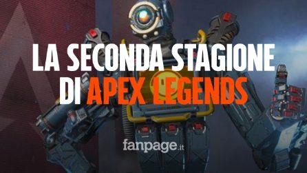 Apex Legends: in arrivo, il prossimo giugno, la seconda stagione del Battle Royale