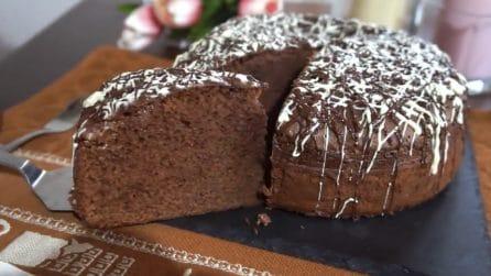 Torta al cioccolato: la ricetta per averla soffice e golosissima