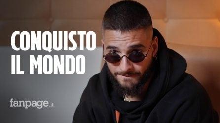"""Maluma, dopo il singolo HP spiega l'album 11:11: """"Madonna? Ecco come è nata la collaborazione"""""""