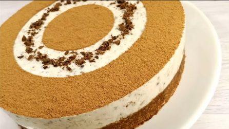Cheesecake alle noci: il dolce veloce che non necessita di cottura