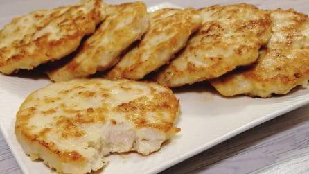 Frittelle di pollo: un modo davvero squisito per prepararle