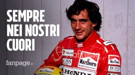 Il ricordo di Ayrton Senna, l'indimenticabile campione scomparso 25 anni fa