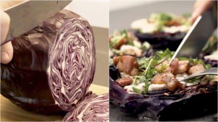 Cavolo rosso al forno: un contorno sfizioso e facile da preparare!