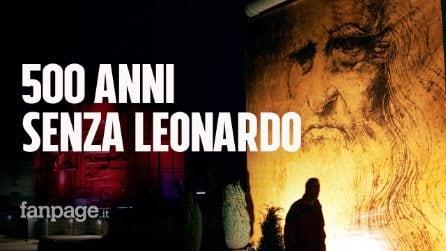 500 anni dalla morte di Leonardo da Vinci: tutte le celebrazioni italiane per ricordare il Genio