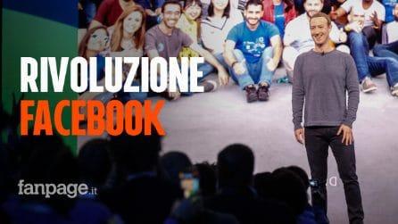 Rivoluzione Facebook: nuovo design per sito e app, tutto puntato su eventi e gruppi