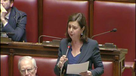 """Educazione Civica a scuola, Boldrini: """"Salvini avrebbe bisogno di qualche lezione"""""""