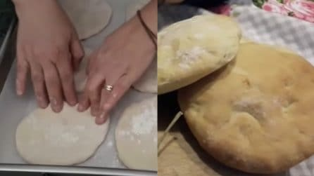 Pucce salentine: i panini deliziosi e leggeri pronti da farcire