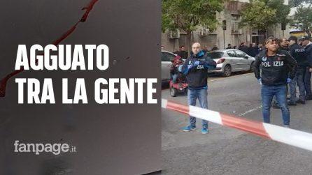 Napoli, agguato tra la folla: ferito pregiudicato, colpite per errore donna e nipotina