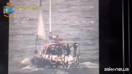 Sicilia, 5 tonnellate di hashish su una barca, arrestati 3 turchi