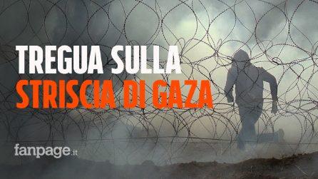 Striscia di Gaza, dall'alba in vigore il cessate il fuoco: accordo raggiunto tra Hamas e Israele