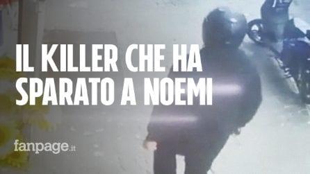Napoli, il video dell'agguato in cui è stata ferita Noemi, 4 anni
