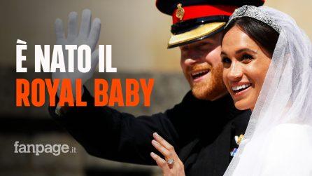 È nato il Royal Baby, primogenito di Harry e Meghan: la duchessa ha dato alla luce un maschietto