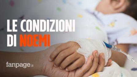 """Agguato a Napoli, Noemi resta grave, i medici: """"In coma farmacologico, è collegata a un ventilatore"""""""