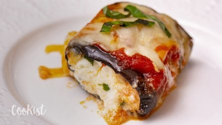 Eggplant rolls: the perfect recipe for every occasion!