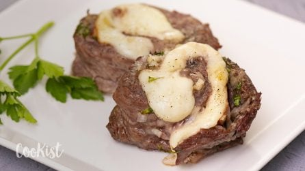 Italian stuffed flank steak: how to cook something amazing!