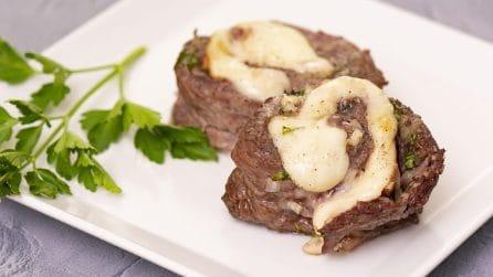 Girelle di carne ripiene: troppo buone per non provarle!