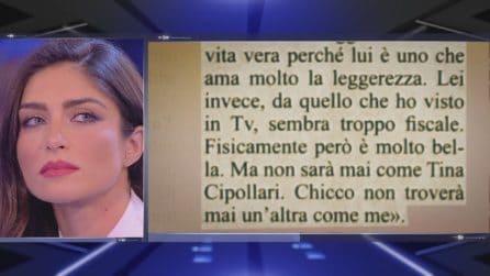 """Grande Fratello 2019, Kiko Nalli a Tina Cipollari: """"Nessuno può dirmi quello che devo fare"""""""