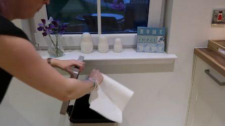 Come eliminare i cattivi odori dalla spazzatura