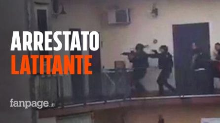 Camorra, maxi blitz: arrestato ad Afragola il latitante Giuseppe Monfregola