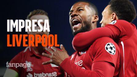 Impresa Liverpool: i Reds asfaltano 4-0 il Barça ad Anfield Road e volano in finale di Champions