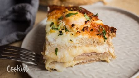 Tarte croque: you'll love every bite!