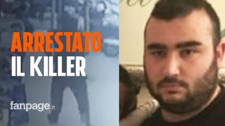 Arrestato il killer che ha sparato a Noemi: preso anche chi gli ha dato protezione
