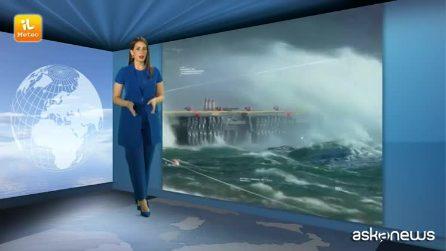 Previsioni meteo per sabato 11 maggio 2019