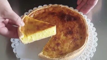 Flan sfogliato con crema al cocco e vaniglia: delizioso