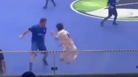 Prova a umiliare Totti: il Pupone risponde e la sua reazione è da immenso campione