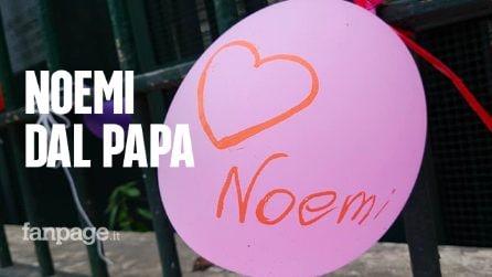 """Noemi è sveglia, Sepe: """"è un miracolo, presto incontrerà il Papa"""""""
