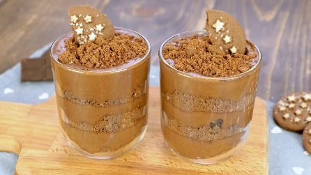 Mousse all'acqua di ceci: pronta in 5 minuti!