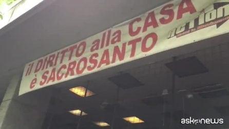 """Roma, staccata corrente a palazzo occupato: """"I bambini urlavano, è stata una scelta indegna"""""""