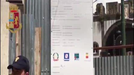 Racket al cantiere Unesco di Porta Capuana, in carcere l'emissario della camorra