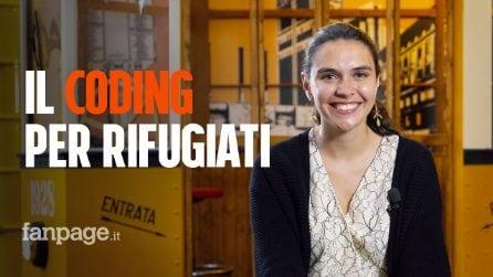 Priya Burci, la 24enne che aiuta l'integrazione dei rifugiati con la programmazione