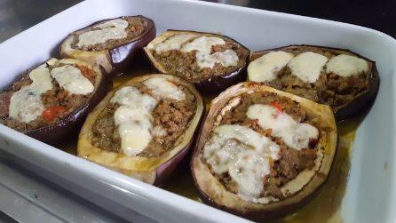 Melanzane ripiene: il secondo gustoso dal ripieno irresistibile