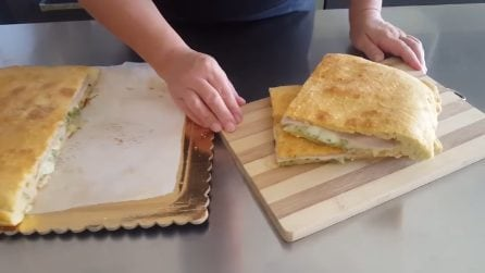 Focaccia ripiena: come ottenere un impasto soffice, delicato e gustoso