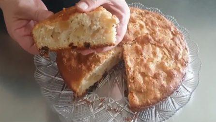 Torta di mele senza glutine e burro: il dolce soffice e irresistibile