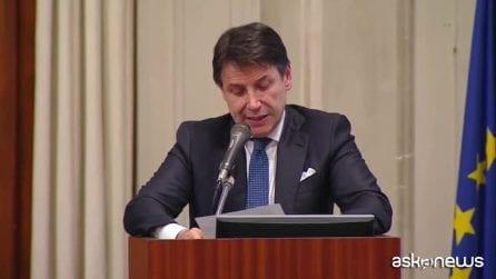 """Conte: """"In Italia e Ue arretramento su diritti, aumentate disuguaglianze"""""""
