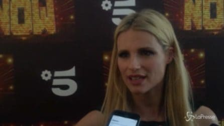 "Michelle Hunziker: ""Io trap queen per 'All together now' ? Mi sono divertita"""