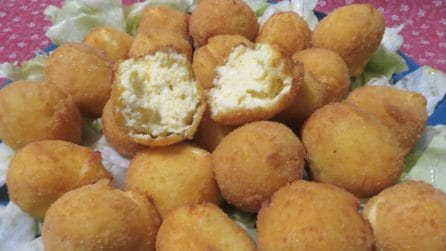 Polpette di ricotta: il secondo piatto veloce e pieno di gusto