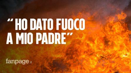 """Anziano bruciato in casa, il figlio confessa il delitto: """"Ho dato fuoco a mio padre"""""""