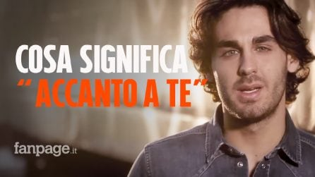 Accanto a te di Alberto Urso (e Giordana Angi): il significato della canzone del vincitore di Amici