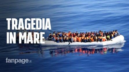 """Muore una bimba di 5 anni su un barcone, Sea Watch: """"La Marina poteva salvarla"""""""