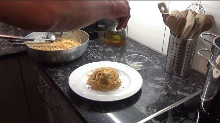 Spaghetti al limone: il primo veloce e dal sapore intenso