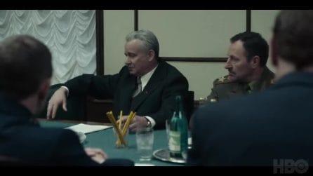 Chernobyl, il trailer in lingua originale della miniserie