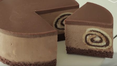 Semifreddo al cioccolato con sorpresa: la ricetta per preparare questa delizia